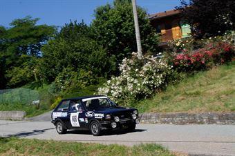 Azzari Claudio,Crestani Elisio(Ford Fiesta,#109), CAMPIONATO ITALIANO RALLY AUTO STORICHE
