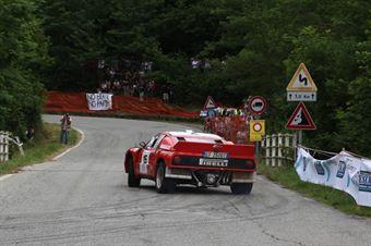 Finati Maurizio,Codotto Martina(Lancia Rally 037,Key Sport,#15), CAMPIONATO ITALIANO RALLY AUTO STORICHE