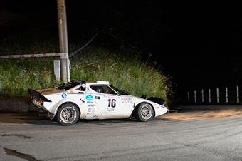 Costenaro Giorgio,Zambiasi Lucia(Lancia Stratos Hf,Team Bassano,#16), CAMPIONATO ITALIANO RALLY AUTO STORICHE