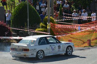 Stasia Maurizio,Cappio Claudio(BMW M3,Rally & co,#19), CAMPIONATO ITALIANO RALLY AUTO STORICHE