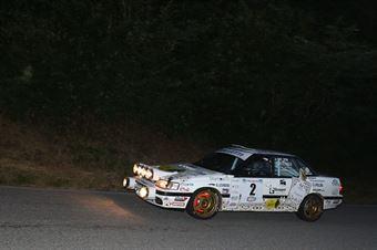 Riolo Salvatore,Rappa Gianfrancesco(Subaru Impreza,Cst Sport,#2), CAMPIONATO ITALIANO RALLY AUTO STORICHE