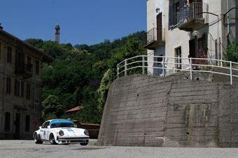 Mgm,Torlasco Marco(Porsche 911 sc,Team Bassano,#25), CAMPIONATO ITALIANO RALLY AUTO STORICHE