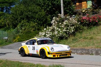 Fratti Maurizio,Verna Alessandro(Porsche 911,#39), CAMPIONATO ITALIANO RALLY AUTO STORICHE