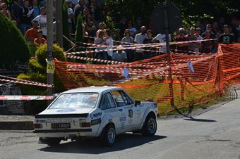 Porta Pier Luigi,Santi Giuliano(Ford Escort rs,Rally & co,#47), CAMPIONATO ITALIANO RALLY AUTO STORICHE