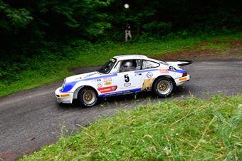 Negri Davide,Coppa Roberto(Porsche 911,Rally Club Team,#5), CAMPIONATO ITALIANO RALLY AUTO STORICHE