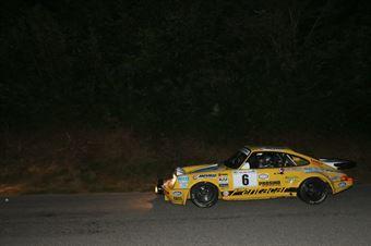 Bertinotti Marco,Rondi Andrea(Porsche 911 Rs,Rally & Co,#6), CAMPIONATO ITALIANO RALLY AUTO STORICHE