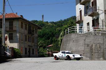 Fassina Antonio,Verdelli Marco(Lancia Stratos hf,KeySport,#8), CAMPIONATO ITALIANO RALLY AUTO STORICHE
