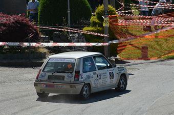 Viola Paolo,Pizzato Andrea(Renault 5 gt Turbo,Rally & co,#80), CAMPIONATO ITALIANO RALLY AUTO STORICHE