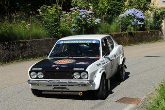 Tenivella Dolly Motorsport,#83), CAMPIONATO ITALIANO RALLY AUTO STORICHE