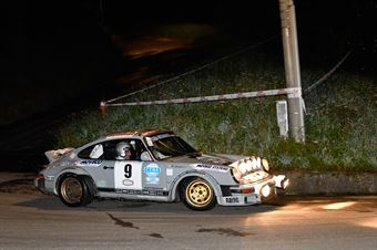 Rimoldi Roberto,Consiglio Roberto(Porsche sc,Rally & co,#9), CAMPIONATO ITALIANO RALLY AUTO STORICHE