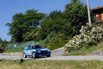 Viola Matteo,Di Novi Christian(Peugeot 205 Rally,Rally & co,#91), CAMPIONATO ITALIANO RALLY AUTO STORICHE