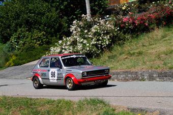 Dimarco Michele,Zambelli Francesco(Fiat 127,Winners Rally Team,#98), CAMPIONATO ITALIANO RALLY AUTO STORICHE