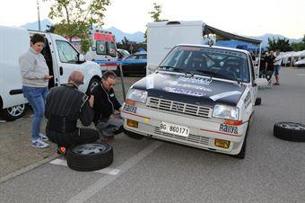 Assistenza, CAMPIONATO ITALIANO RALLY AUTO STORICHE
