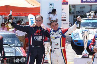 Lucky,Lucio Da Zanche, CAMPIONATO ITALIANO RALLY AUTO STORICHE