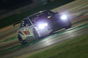 Capello Perucca Fontana (Scuderia del Girasole, Audi RS3 LMS TCR DSG #1), TCR DSG ENDURANCE