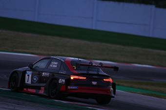 Pelatti Volpato (Scuderia del Girasole, Audi RS3 LMS TCR DSG #7), TCR DSG ENDURANCE