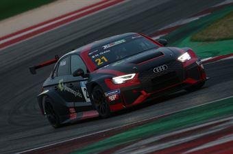 Nicola Guida (Scuderia del Girasole,Audi RS3 LMS TCR DSG #21), TCR DSG ENDURANCE