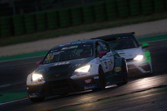 Barberini Fedeli (Scuderia del Girasole,Cupra TCR DSG #33), TCR DSG ENDURANCE