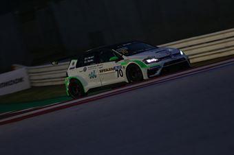 Berton Baratto (Elite Motorsport, Volkswagen Golf GTI TCR DSG #70), TCR DSG ENDURANCE