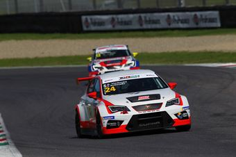 Antonello Visdomini (BD Racing,Cupra TCR DSG #24), TCR DSG ITALY ENDURANCE