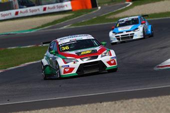 Marco Costamagna  (RS+A Motortech,Cupra TCR DSG #36), TCR DSG ITALY ENDURANCE