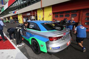 Dionisio Barri (BF Motorsport,Audi RS3 LMS TCR DSG #8), TCR DSG ITALY ENDURANCE