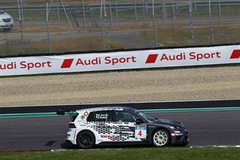 Gurrieri Scalvini (WW Motorsport, Volkswagen Golf GTI TCR DSG #4), TCR DSG ITALY ENDURANCE