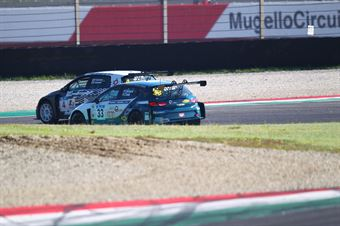 Gurrieri Scalvini (WW Motorsport, Volkswagen Golf GTI TCR DSG #4)Barberini Fedeli (Scuderia del Girasole,Cupra TCR DSG #33), TCR DSG ITALY ENDURANCE