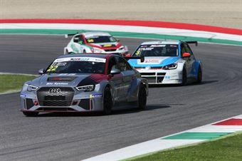 Necchi Necchi (Tecniengines,Audi RS3 DSG TCRDSG #22), TCR DSG ITALY ENDURANCE