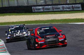 Pelatti Volpato (Scuderia del Girasole,Audi RS3 LMS TCR DSG #7), TCR DSG ITALY ENDURANCE