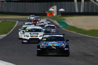 Simone Vullo Pellegrini (BD Racing,Cupra TCR DSG #28), TCR DSG ITALY ENDURANCE