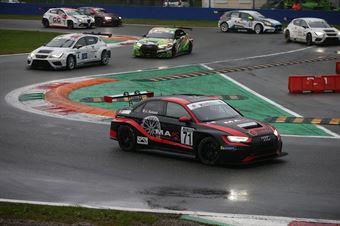 Partenza gara 1, TCR ITALY TOURING CAR CHAMPIONSHIP