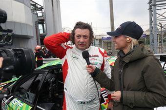 Enrico Bettera (Pit Lane Competizioni,Audi RS3 LMS SEQ #69) , TCR ITALY TOURING CAR CHAMPIONSHIP