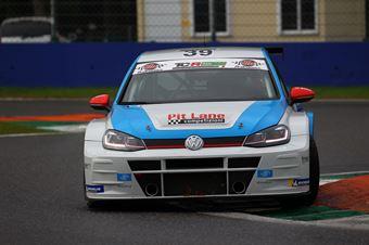 Claudio Formenti (Pit Lane Competizioni,Golf TCR DSG #39), TCR ITALY TOURING CAR CHAMPIONSHIP