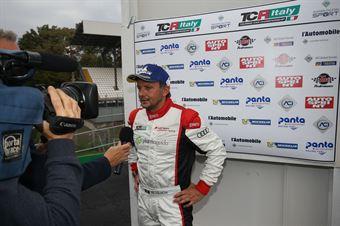 Nicola Guida (Scuderia del Girasole,Audi RS3 LMS TCR DSG #21)2 , TCR ITALY TOURING CAR CHAMPIONSHIP