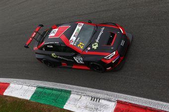 Nicola Guida (Scuderia del Girasole,Audi RS3 LMS TCR DSG #21)2, TCR ITALY TOURING CAR CHAMPIONSHIP