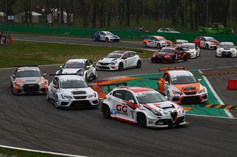 Massimiliano Mugelli (PRS Group,Alfa Romeo Giulietta QV TCR #3), TCR ITALY TOURING CAR CHAMPIONSHIP