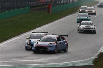 Damiano Reduzzi (Trico WRT,Hyundi l30 N TCR #81)Marco Pellegrini Anatrella (Target Competition,Hyundai i30 N TCR #67), TCR ITALY TOURING CAR CHAMPIONSHIP