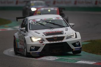 Eric Scalvini (Sc. del Girasole   Cupra Racing,Cupra TCR DSG #19), TCR ITALY TOURING CAR CHAMPIONSHIP