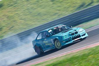 #23 Alix Frechet   BMW E36 Turbo   PRO                                                        , CAMPIONATO ITALIANO DRIFTING
