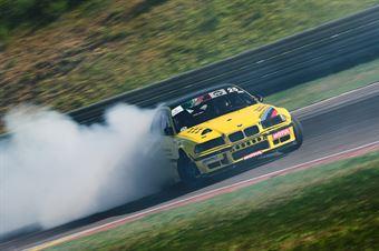 #25 Vitalii Souskanov   BMW Turbo   PRO                                                       , CAMPIONATO ITALIANO DRIFTING