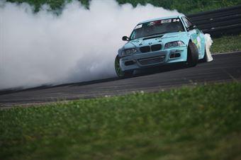 #24 Damein Frechet   BMW E46 Turbo   PRO                                                      , CAMPIONATO ITALIANO DRIFTING