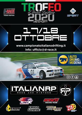, CAMPIONATO ITALIANO DRIFTING