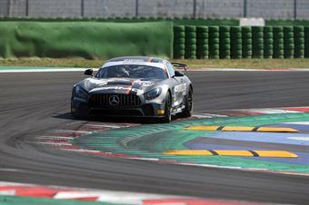 Andrea Belicchi Vullo Jody Simone, Mercedes AMG GT4 #288, Scuderia Villorba Corse, CAMPIONATO ITALIANO GRAN TURISMO