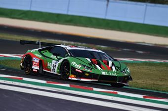 Galbiati Kikko Venturini Giovanni, Lamborghini Huracan GT3 #32, Imperiale Racing, CAMPIONATO ITALIANO GRAN TURISMO