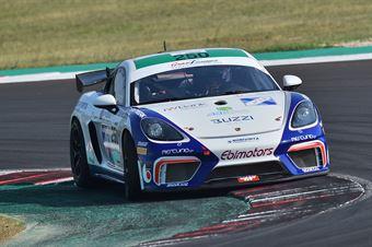 Gnemmi Paolo Pera Riccardo, Porsche Cayman 718 GT4 #250, Ebimotors, CAMPIONATO ITALIANO GRAN TURISMO