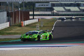 Kroes Danny Pulcini Leonardo, Lamborghini Huracan GT3 #63, Vincenzo Sospiri Racing, CAMPIONATO ITALIANO GRAN TURISMO