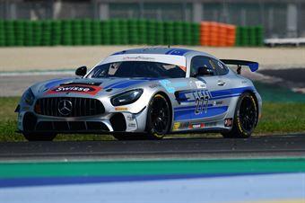 Magnoni Luca, Mercedes AMG GT4 #277, Nova Race Events, CAMPIONATO ITALIANO GRAN TURISMO