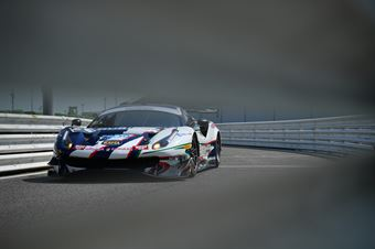 Mann Simon Cressoni Matteo, Ferrari 488 GT3 #21, AF Corse, CAMPIONATO ITALIANO GRAN TURISMO