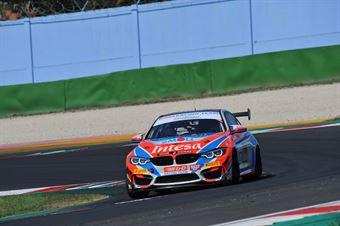 Meloni Paolo, BMW M4 GT4 #271, Scuderia W&D, CAMPIONATO ITALIANO GRAN TURISMO